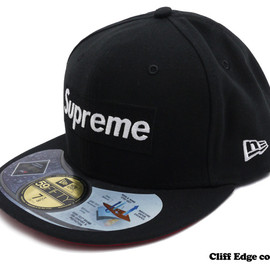 SUPREME - Gore-Tex Box Logo New Era