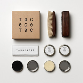 TANGENTGC - TGC038 large shoe care:シューケアセット L