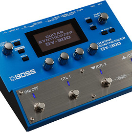 BOSS - SY-300 Guitar Synthsizer