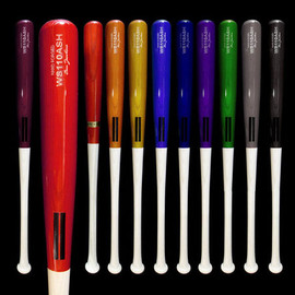 Warstic Wood Bat Company - Pantone Bats