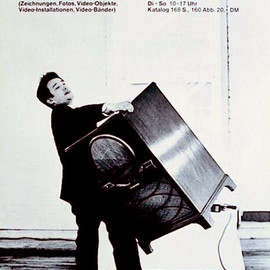 Nam June Paik - Koln Kunstverein, 1976