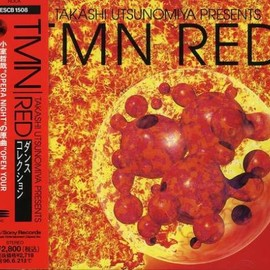 TM NETWORK - Takashi Utsunomiya Presents TMN red