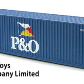 ACI Toys International - P&O Shipping Container 1/150 Scale Replica Model