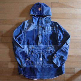 Old Park - Denim Parka