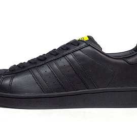 """adidas - SUPERSTAR SUPERSHELL """"SUPERSHELL SCULPTED COLLECTION"""" """"TODD JAMES"""""""