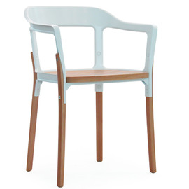 MAGIS - Steelwood Chair