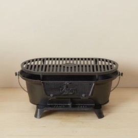 LODGE - LODGE CAST IRON HIBACHI GRILL