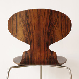 Fritz Hansen - Ant chair rosewood model