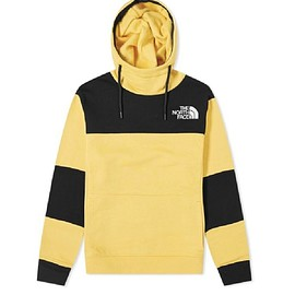 THE NORTH FACE - Himalayan Popover Hooded Sweatshirt - TNF Yellow/TNF Black