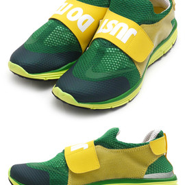 NIKE - NIKELUNARFLY306PINEGREEN/TOURYELLOW/VOLT/WHITE(ルナフライ306)(スニーカー)(シューズ)644395-300291-001590-285x【新品】
