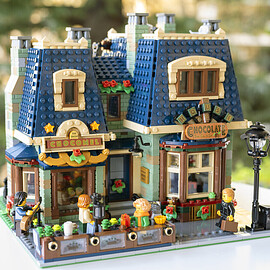 LEGO - THE HOUSE OF CHOCOLATE