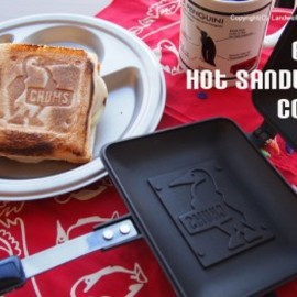 Chums - Booby Hot Sandwitch Cooker(CH62-0133)