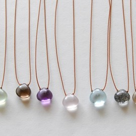 Margaret Solow - Smooth Stone Necklace