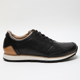 Mr. Hare - Vonnegut Sneaker in Black