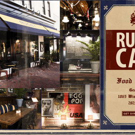 RUGBY RALPH LAUREN - RUGBY CAFE