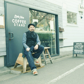 代々木公園 - Little Nap COFFEE STAND