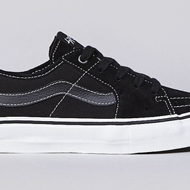 Vans Syndicate, Wade Speyer - Sk8 Low - Black/White