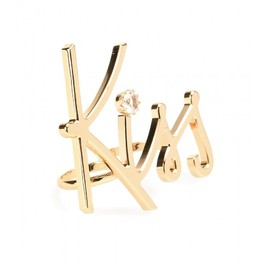 LANVIN - Kiss ring