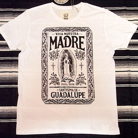 Frenzy Works - MADRE (GUADALUPE) TEE