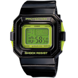 CASIO - g-shock mini GMN-550-1CJR ブラック×グリーン