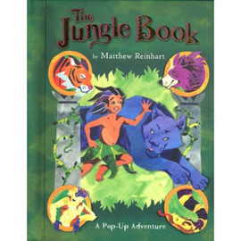 Matthew Reinhart - The Jungle Book:A Pop-Up Adventure(HC)