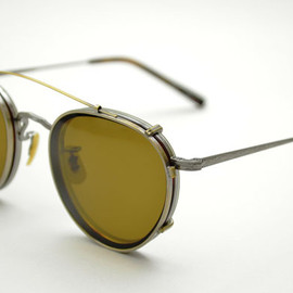 Continuer|コンティニュエ - OLIVER PEOPLES+Continuer 別注リミテッドカラー MP-2