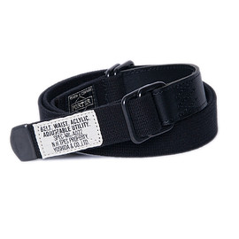 N.HOOLYWOOD EXCHANGE SERVICE, PORTER - EX 951-AC02 pieces Belt - Black
