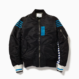 AVIREX, FRAGMENT - MA1 JACKET
