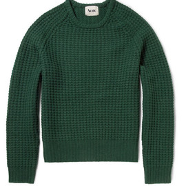 Acne - Chunky-Knit Wool Sweater