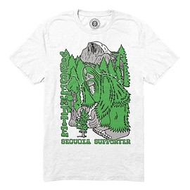Parks Project - BIGFOOT YOSEMITE SEQUOIA SUPPORTER TEE