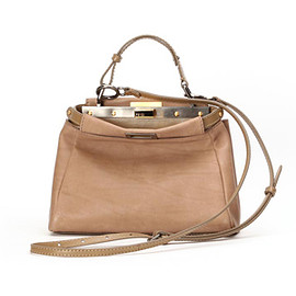 Fendi - fendi peekaboo mini satchel