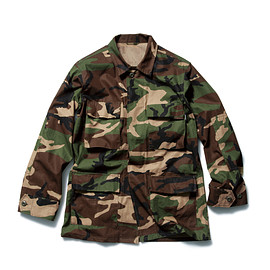 SOPHNET. - MILITARY 4 POCKET SHIRT