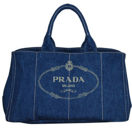 PRADA Saffiano Vernice Zip Around Purse