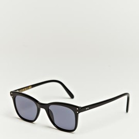 Cutler And Gross - Black Frame Sunglasses