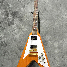 Gibson - 2016 Limited Proprietary Flying V Reissue Natural