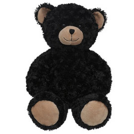 Build A  Bear Work Shop - Midnight Teddy