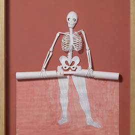 Peter Callesen - Cut To The Bone II, 2008