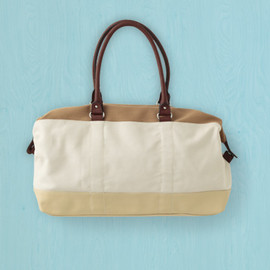GAP -  Canvas Boston Bag