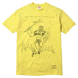 Supreme - Daniel Johnston  T-Shirts