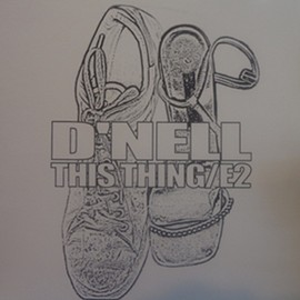 D'NELL - THIS THING / ABSTRACT BLUE