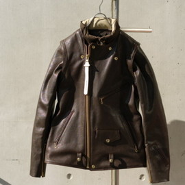 Cutaway Jacket (BROWN)