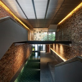 FARM Architects - The Pool Shophouse, Singapore