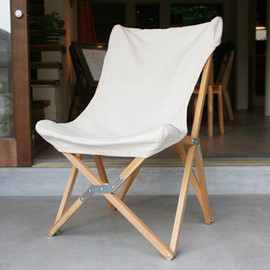dulton - wooden beach chair