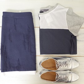 VINCE, Sea NEW YORK, J.CREW - outfit