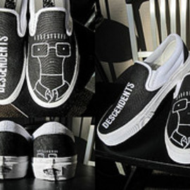 VANS - Descendents Shoes
