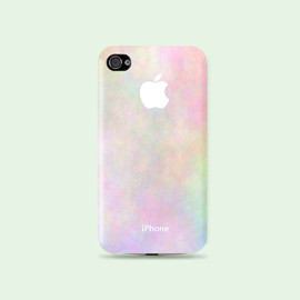 Sweet Pastel Plasma Plastic Hard Case - iphone 5
