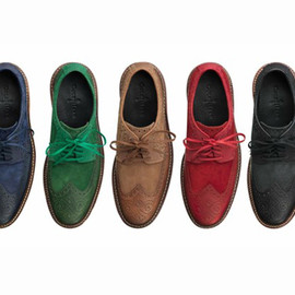 colehaan - wing tip SHOES