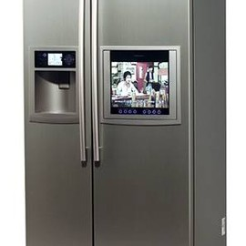 LG - Internet connected refrigerator