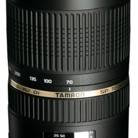 TAMRON - TAMRON SP 70-300mmF4-5.6 Di VC USD ニコン用A005N