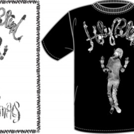 ABNORMALS - LIVE HOLY BLIND DVD T SHIRT PACK【FUUDOBRAIN限定】